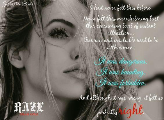 Goodreads | Raze by Tillie Cole — Reviews, Discussion, Bookclubs, Lists