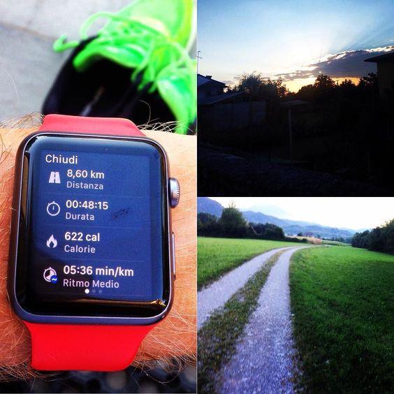 Inizio giornata con un po' di #running  Oggi ci siamo impegnati 8.6K a 5:36min/km un ottimo risultato per noi!  #happy   #BredaPortoni   Da 1 a 10 quanto vi piace?   How do you like it 1 to 10?Welcome to the page! Follow Us! @bredaportoni @bredaportoni @bredaportoni #nike #nikefuel #nikeplus #STARTRUNNING #runthegame #runner #instarun #instarunner #run4fun #instasport #iocorroqui #corsa #fitness #igersfvg #igerspn #igersud #igersitalia #igfriends_friuliveneziagiulia #instafriuli #fvg #igers…