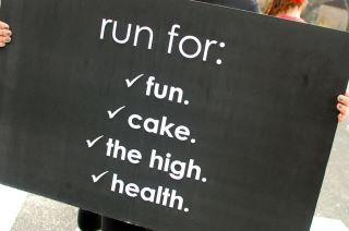 good reasons to run