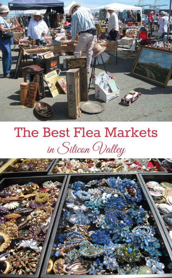 The best flea markets in San Jose + Silicon Valley