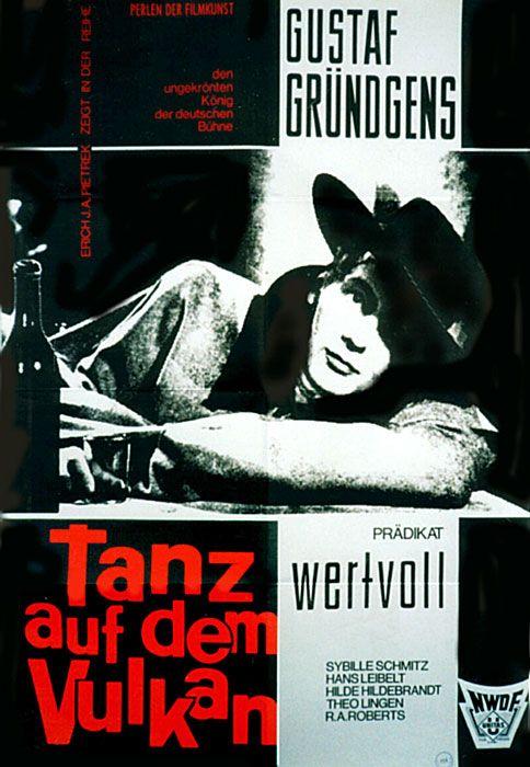 """1938 - Place 6 - """"Tanz auf dem Vulkan"""" Hans Steinhoff"""