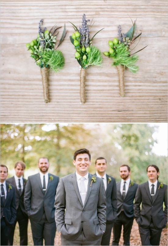 green garden wedding in louisiana wedding grey and suits. Black Bedroom Furniture Sets. Home Design Ideas