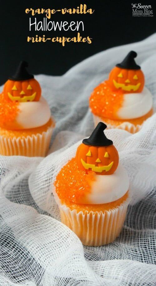 Easy Halloween Cupcakes Ideas 25 Halloween Cupcake Ideas