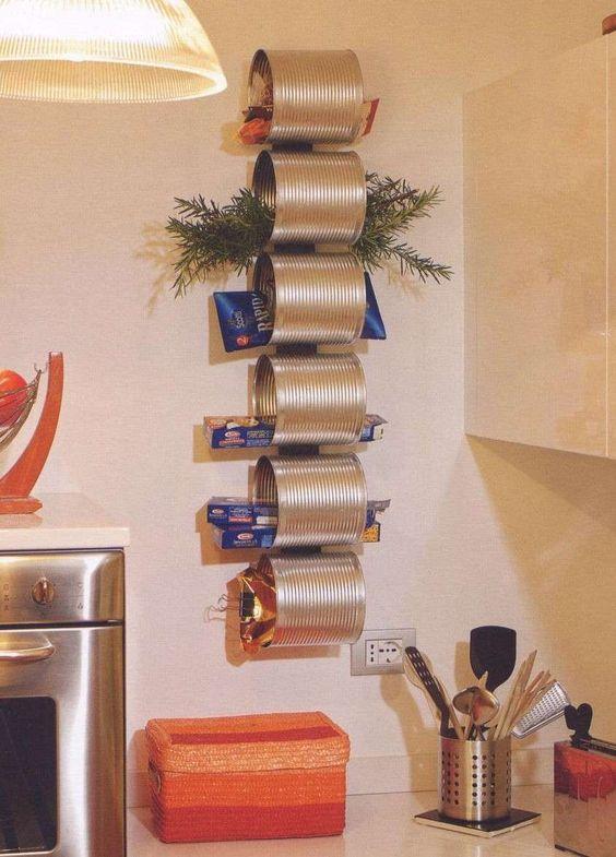 Riciclo creativo dell'alluminio: idee originali - Lattine come ...