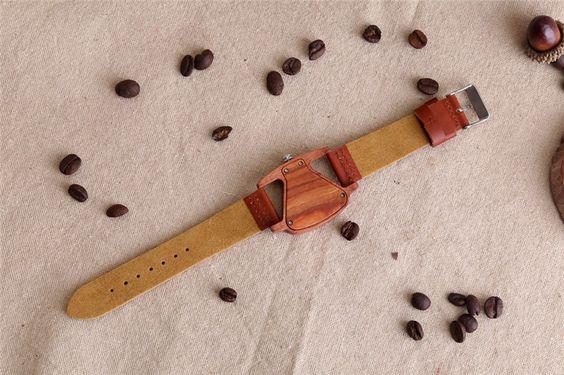 Great gift under $50 sandlewood watch