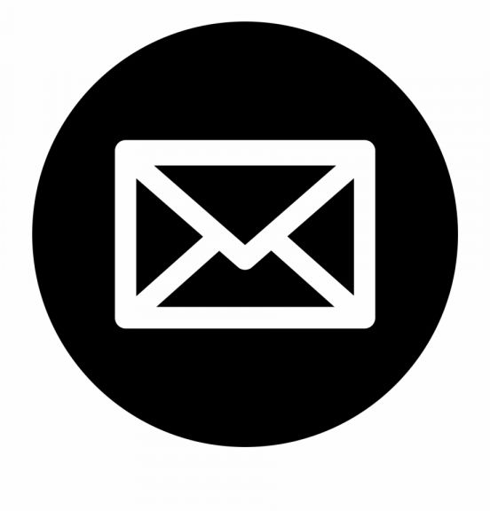 17+ Email White Icon Png | Email icon, Mail icon, Black and white logos