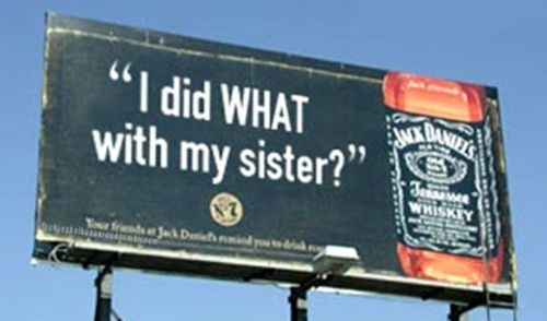 Weird, Stupid and Funny Signs and Ads | Funny signs, Billboard, Stupid