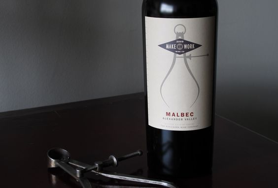 Makework Wine Co, by Bronze