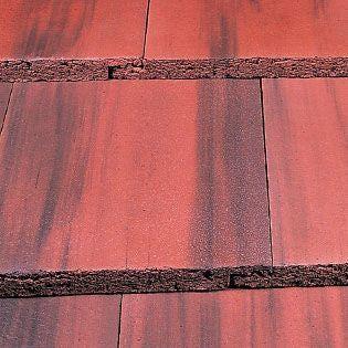Marley Modern Interlocking Concrete Roof Tile Old English Dark Red Roofing Superstore Marley Roof Tiles Concrete Roof Tiles Roof Tiles