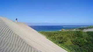 14:20  FIJI, the spectacular Sand Dunes of Sigatoka (Viti Levu island,
