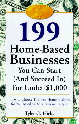 199 Great Home Businesses You Can Start (and Succeed In) for Under ...