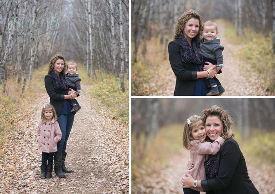 Hardy Family - Winnipeg Family Photography