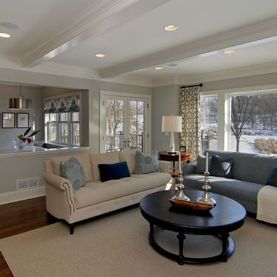 Living Room Half Walls Design Pictures Remodel Decor And Ideas Page 5 Home G O O D S