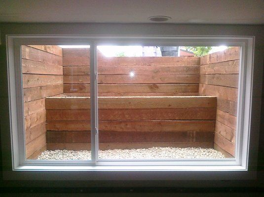 Image Result For Modern Window Well Egress Window Window Well Basement Window Well
