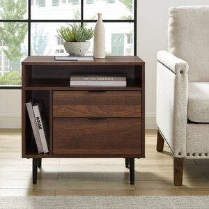 Craft Cart In 2020 End Tables With Storage End Tables Furniture