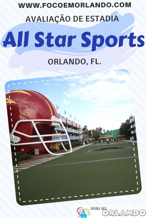 Avaliação de estadia no All Star Sports com promoção do Dining Plan Gratuito