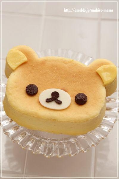 Rilakkuma cake: