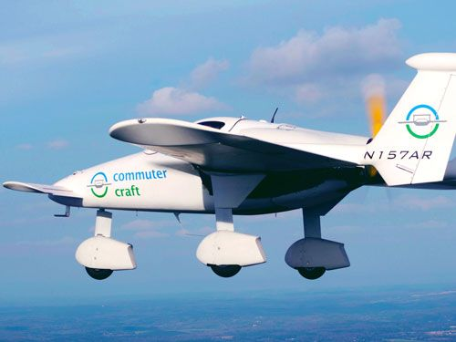 Commuter Craft New Experimental Homebuilt Kit Airplane With Canard Design Aviation Aviation Technology Commuter