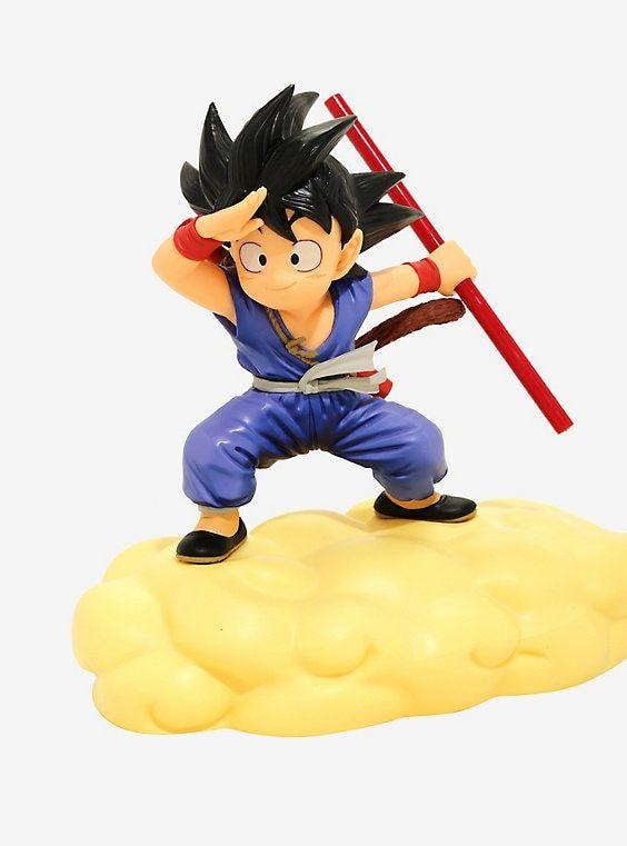 Dragon Ball Kintoun Son Goku Purple Figure Dragon Ball Goku Kid Goku
