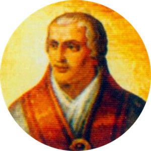 186) Adrian V, Papa HADRIANUS Quintus; 11 July 1276 – 18 August 1276 (38 days); Ottobuono Fieschi; Annulled Gregory X's papal bull on the regulations of papal conclaves.