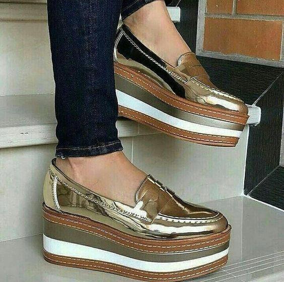 Brilliant Fall Platform Shoes