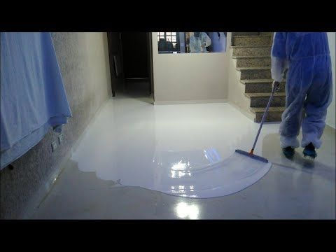 Passo A Passo Porcelanato Liquido Branco Youtube Porcelanato