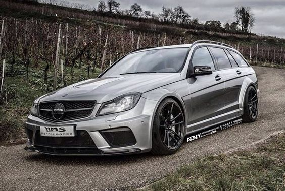 Mercedes c63 amg hms mercedes pinterest for Mercedes benz c240 tune up