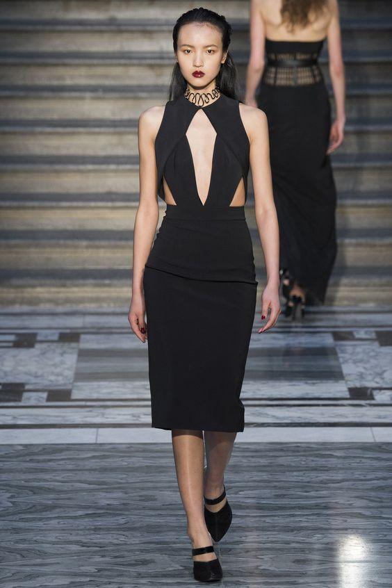 London Fashion Week, Julien Macdonald Otoño Invierno 2015