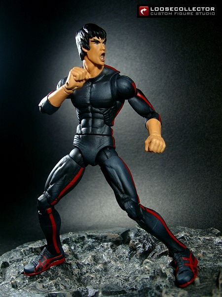 "Loosecollector Custom Action Figures Official Website: Shang-Chi ""Master of Kung-Fu"""