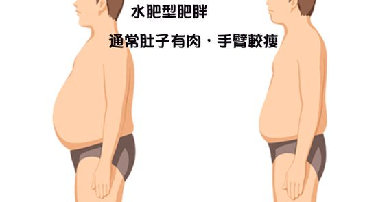 iDoctorGroup - 『 水肥型 』肥胖,特徵「臉圓、肚子大、四肢瘦」量身打造減肥法「五不吃+兩不喝」瘦身不再是苦差事!