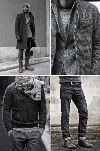 75 Herbst Outfits für Männer – Herbst männliche Mode und