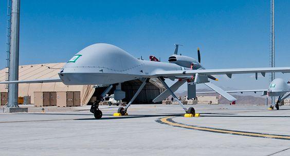 EUA planejam instalar novíssimos drones de ataque na Coreia do Sul