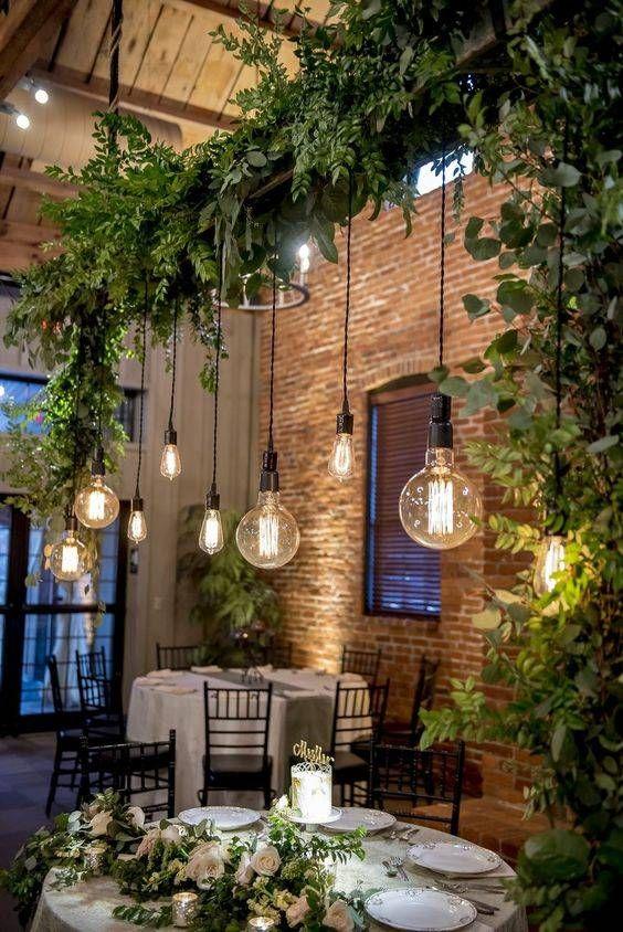 21 Stunning Examples Of Wedding Lighting Decor That You Can Diy Lights Wedding Decor Light Decorations Wedding Lights