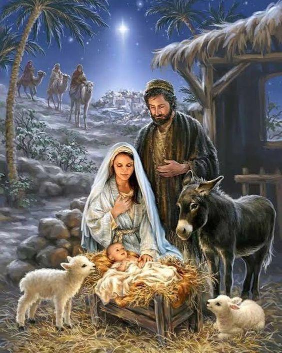 Que nesta noite tão especial, a gente nunca se esqueça da real mensagem do Natal! O nascimento do menino Jesus. Que saibamos sempre…