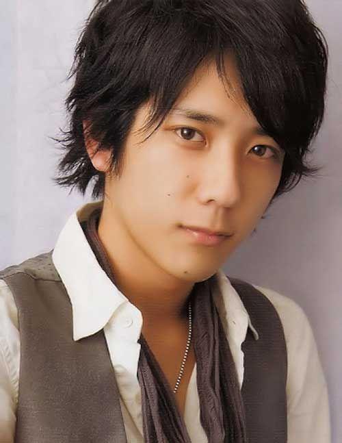Japanese Layered Hairstyles Men Hair Styles Mens Hairstyles Short Hair Styles Easy