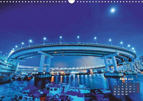 Tokio: Lichter einer Stadt - CALVENDO-Kalender - http://www.calvendo.de/galerie/tokio-lichter-einer-stadt/ - #Kalender #calendar #tokyo #Tokio