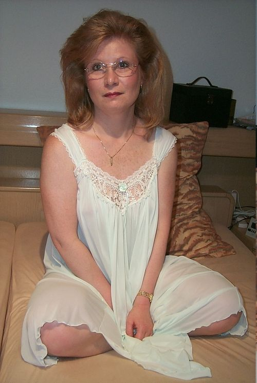 Mature Sex Nightgown 49