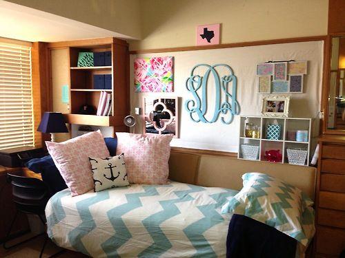 Texas Tech Dorm Room Part 14