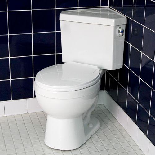 Barnum Dual Flush Corner Toilet with Seat http://www.signaturehardware.com/product12328?utm_medium=shoppingengine_source=nextag