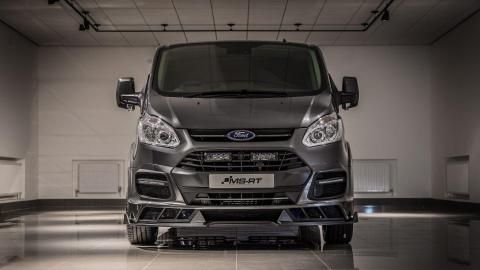 Is This The Coolest Ford Transit Van You Can Buy Ford Transit