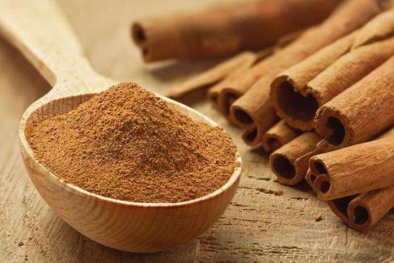 Cinnamon sticks and powder. - Maksym Khytra/Getty Images