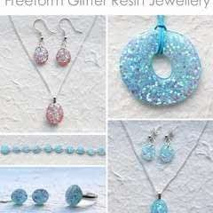 Freeform Resin Jewellery