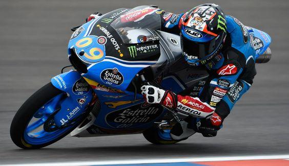 Moto3: Jorge Navarro quer vencer em Misano