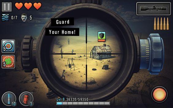 Last Hope - Zombie Sniper 3D download - Baixaki