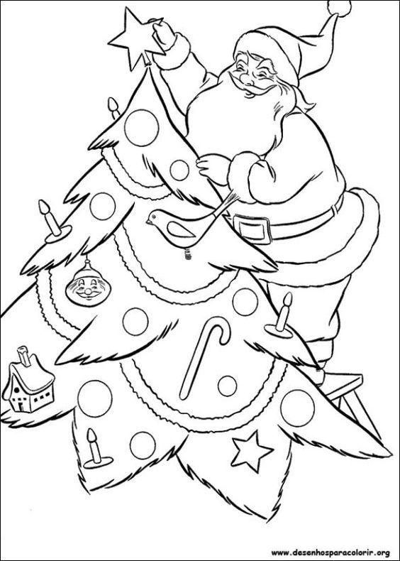Pinos De Navidad Para Colorear Pinos De Navidad Decoracion De Pinos De Navidad Como Deco Christmas Coloring Sheets Christmas Coloring Pages Christmas Colors