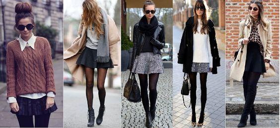 Socorro Vou Morar Sozinha: Dizem por aí que se usa: Saia Skirt