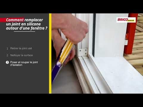 Videotuto Comment Changer Un Joint De Fenetre Bricomarche Bricomarche Changer Comment Fenetre Joint Https Joint Fenetre Fenetre Joint Fenetre Pvc