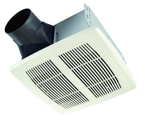 Broan Invent 110 Cfm Ceiling Exhaust Bath Fan At Menards Broan