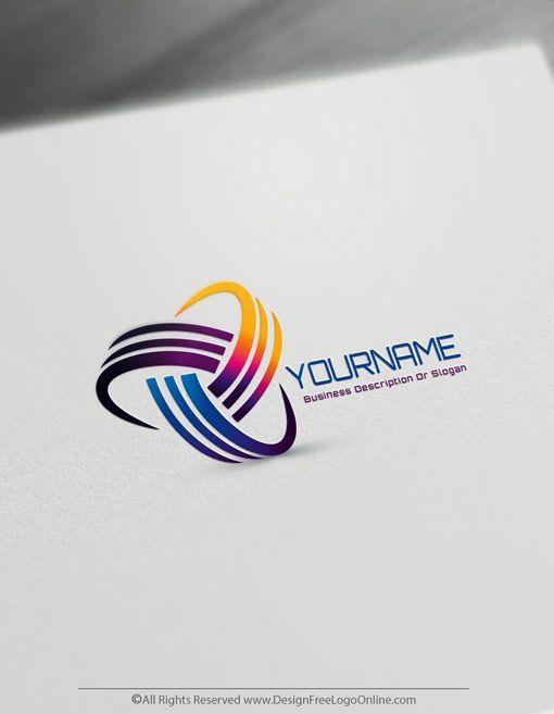 Free Logo Maker Create Modern