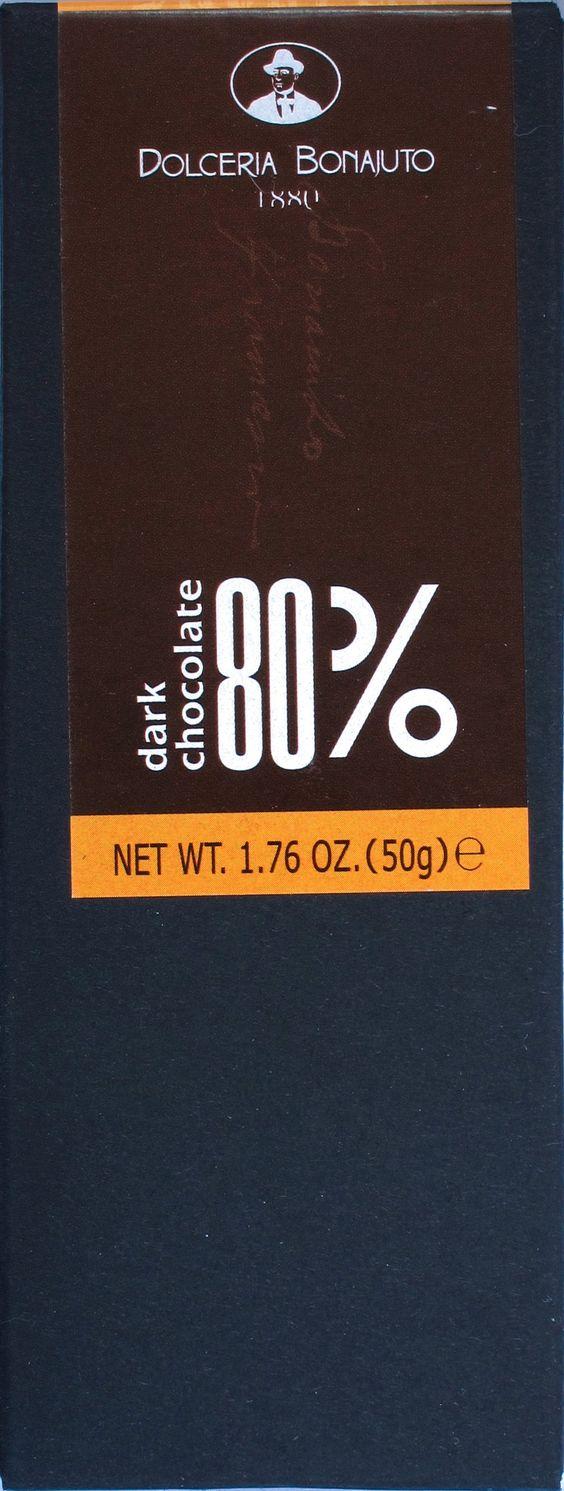 Dolceria Bonajuto 80%